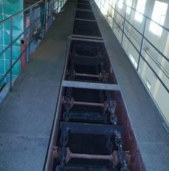 环链刮板输煤机